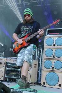 Twiddle at Mountain Music Festival