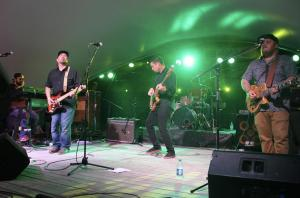 Giant Panda Guerilla Dub Squad at Point Sebago Reggae Festival