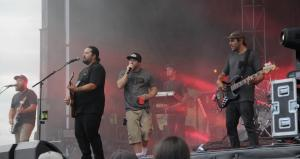 Iration at Champlain Valley Expo in Vermont