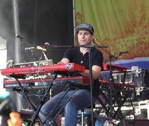 Trevor Hall at Levitate Music Festival 2017